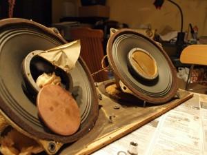 Grundig 5050W Lautsprecher