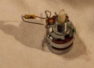 Lautstärken-Potentiometer