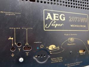AEG 2073WU