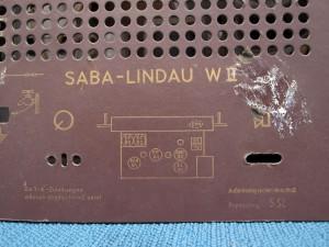 Saba Lindau WII