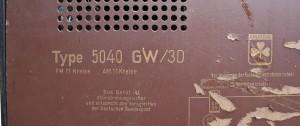 Grundig 5040 GW3D