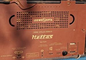 Loewe Opta Hellas 542W