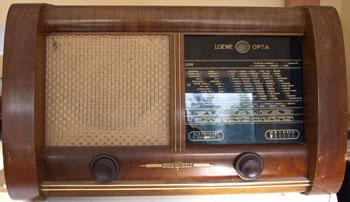 Das Radio der Nibelungen