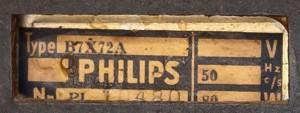 Philips B7X72A