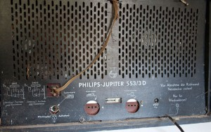 Philips Jupiter 553 3D