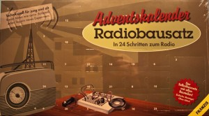Adventskalender Radiobausatz