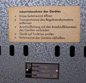 Philips Service Meister