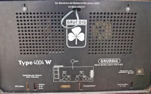 Grundig 4004 W