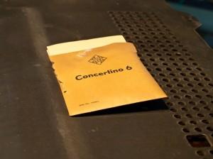 Telefunken Concertino 6