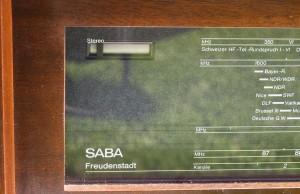 Saba Freudenstadt FD 18