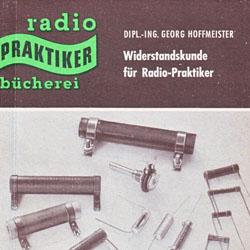 Widerstandskunde für den Radio-Praktiker