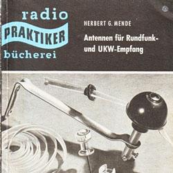 Antennen für Rundfunk- und UKW-Empfang