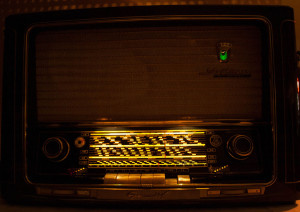 Die EM85 leuchtet noch gut.