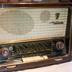 Des Musiklehrers Radio