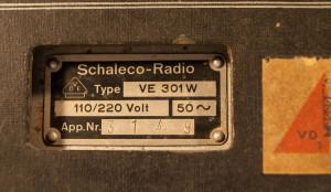 Schaleco VE301w