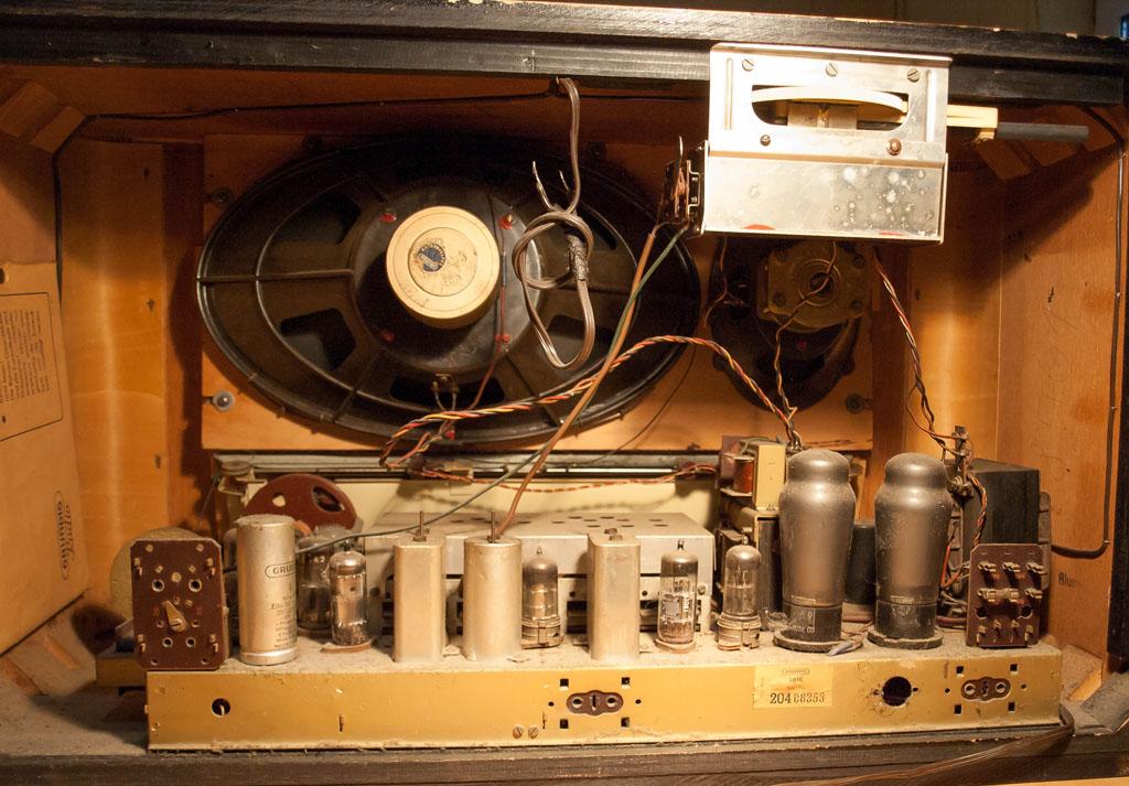 Endlich – mein Traum-Grundig – Meine Röhrenradios aus den 50er Jahren