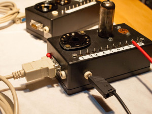 Röhrenmessadapter