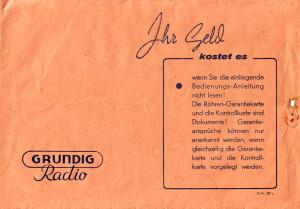 Grundig 5010