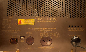 Eumig 430WH