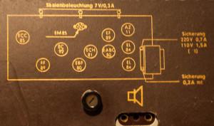 Neckermann Royal 111/21