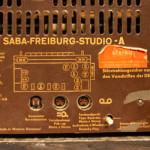 Saba Freiburg Studio A