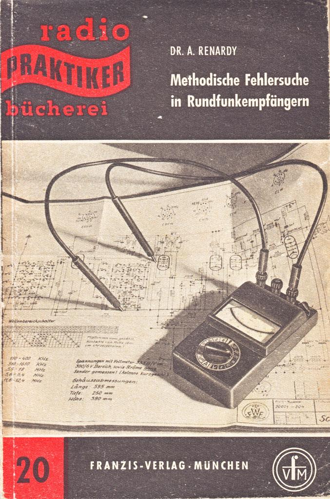 Methodische Fehlersuche in Rundfunkempfängern – Meine Röhrenradios ...
