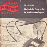 Methodische Fehlersuche in Rundfunkempfängern