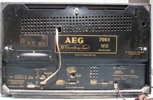 AEG 7068WD