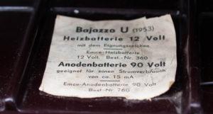 Telefunken Bajazzo 53U