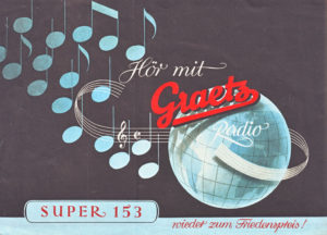 Graetz Super 153