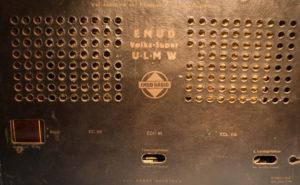 Volks-Super U.L.M. W mit ECH81