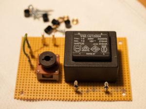 Platine Umbau EM11 -> UM11